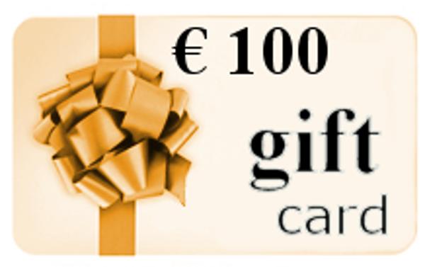 Immagine di Buono Regalo € 100