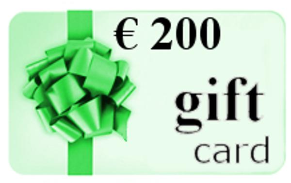 Immagine di Buono Regalo € 200