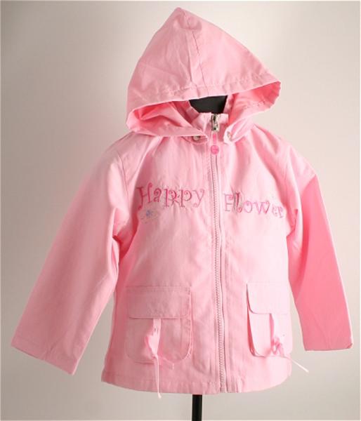Immagine di Giubbetto rosa da bimba