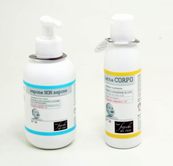Immagine di Offerta Fiocchi Di Riso Sapone Non Sapone + Latte Corpo
