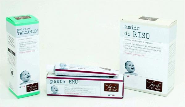 Immagine di Pasta Emu+Amido di Riso+Talcamid