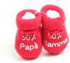 Immagine di Babbucce Neonato 50% Mamma 50% Papà